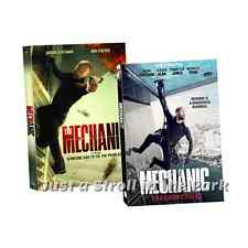 The Mechanic: Complete Jason Statham Movies 1 & 2 Resurrection Box / DVD Set(s)