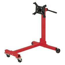 Engine Stand 1000lb Pro Hoist Automotive Lift Rotating 4 Leg Type Motor