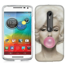 For Motorola Droid Turbo 2 The Beauty Case Skin Cover