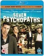 Seven Psychopaths (Blu-ray, 2013) New Not Sealed
