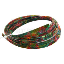 Cool Celluloid Guitar Binding Purfling Strip 1650mmx5mmx1.5mm