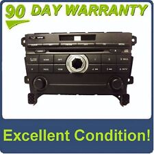 2008 Mazda CX7 OEM Factory Stereo AM FM SAT Radio 6 Disc Changer MP3 CD Player