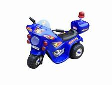 BRAND NEW KIDS TOY ELECTRIC BLUE MOTORCYCLE RIDE ON