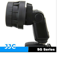 JJC SG-C 3 in1 Stacking Grid Light modifier System fr Canon 580EX 580EXII 600EX