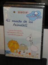 El Mundo De Los Animales (DVD (DVD) Spanish Language! KIDZUP DVD! BRAND NEW!