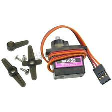 New MG90S Metal Gear High Speed Micro Servo for RC Car Helicopter Plane