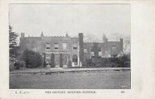 BOXFORD(Suffolk) :  The Rectory,Boxford ,Suffolk-PAWSEY