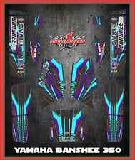 BANSHEE 350 YFM350 Yamaha SEMI CUSTOM GRAPHICS KIT Faast5