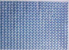 390 STRASS ADESIVI COLORE CELESTE  5 mm CORPO UNGHIE NAILART DECORAZIONI