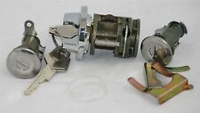 NEW 1970-71 A/B-Body Door/Ignition Lock Set