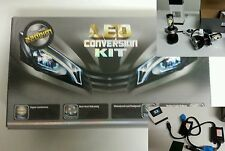 H4 Bi-Xenon HID Upgrade 6500K LED Conversion Kit Low & High Beam