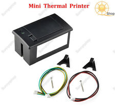 mini Thermal Printer for Arduino Displaying on Paper