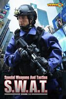 VERY HOT US Special Weapons And Tactics SWAT 2.0 Set 1/6