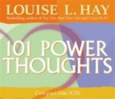101 Power Thoughts by Louise L. Hay (2004, CD, Unabridged)