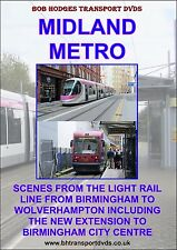 Midland Metro, The Light Rail Line From Birmingham To Wolverhampton DVD