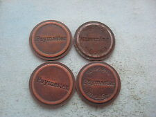 4 X PAYMASTER TOKENS EUROCOINS