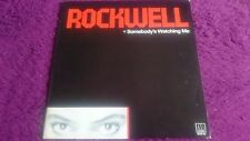 Rockwell ‎– Somebody's Watching Me , Vinyl, LP, 1984 ,Mexico , MOW-62