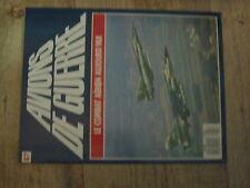 µµ Avions de Guerre n°87 Poster 4 pages Douglas KC-10A / Boeing RC-135  PZL