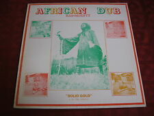 LP Dub JOE GIBBS & THE PROFESSIONAL African Dub Nr. 1 All-Mighty   UK 1978