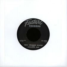 Lightnin' Slim - New Orleans Bound Vinyl UK 7""