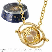 Time Turner Necklace Deluxe Special Edition Pendant.The Noble Collection NN8666