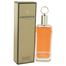 Lagerfeld Classic By Karl Lagerfeld 3.4oz./100ml Edt Spray For Men New In Box