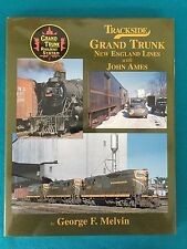 078 Trackside Grand Trunk New England Lines Morning Sun Book NEW