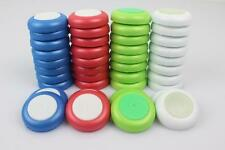 4Color 100Pcs Disc Refill Bullet For NERF Vortex Viglion Nitron Praxi Proton Gun