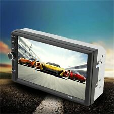 7 Inch HD Screen Bluetooth Car DVD FM/MP5 Radio Player Rear View Camera Input IB