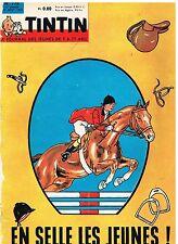 B13- Tintin N°774 Le Patrouilleur 109,En selle les jeunes