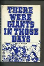 There Were Giants in Those Days by Gerald Eskenazi    Hardcover