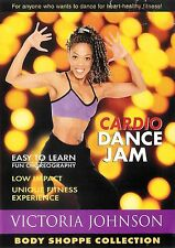 Victoria Johnson Body Shoppe Collection: Cardio Dance Jam ~ DVD ~ FREE Shipping