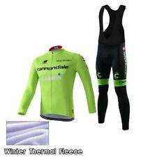 Completo Invernale/Cycling Jersey and pants Team 2016 Cannondale Thermal Winter
