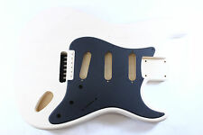 Unfinished Basswood Strat Strat Stratocaster body Fits Fender neck P150