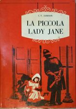 C.V.Jamison - LA PICCOLA LADY JANE  - AMZ - 1961 - M