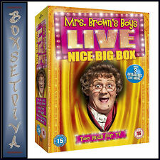MRS BROWNS BOYS LIVE - NICE BIG BOX    **BRAND NEW DVD BOXSET****
