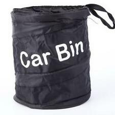 Mini Bin For Car Trash Garbage Rubbish  Collapsible Foldable Waste Basket S