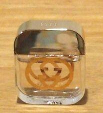 GUCCI GUILTY EAU DE TOILETTE .16 OZ BEAUTIFUL GLASS BOTTLE NEW
