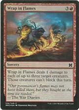 1x Foil - Wrap in Flames - Magic the Gathering MTG Modern Masters 2015