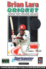 ## SEGA Mega Drive - Brian Lara Cricket - TOP / MD Spiel ##