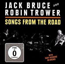 Songs From the Road by Robin Trower Jack Bruce CD NEW FACTORY SEALED FREE SHIPPI