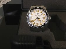 Deep Blue Alpha Marine Swiss ETA 2824 Automatic 500 Meter Dive Watch
