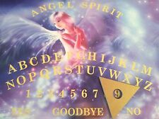 `LARGER SIZE' - Ouija Board - Angel Style - Spirit Board - Ouiji - Weegie
