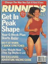 RUNNERS RUNNER'S WORLD MAGAZINE - US EDITION - MAY 2000