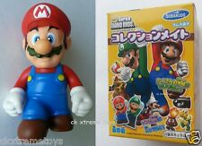 "Super Mario Bros. Soft Vinyl 3"" Action Figure Supermario Nintendo Subarudo # 5"