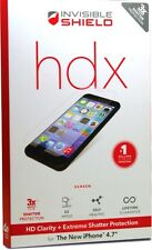 Zagg invisibleSHIELD Extreme HDX Glass Screen Protector for iPhone 6 & 6s - 4.7""