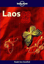 Laos (Lonely Planet Country Guide), Joe Cummings
