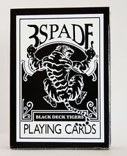 Bicycle Black Tigers GAFF Deck Magic US Playing Cards Poker Brand New sealed