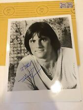 BRUCE JENNER AUTOGRAPHED SIGNED 8 X 10 PHOTO 1979