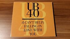 UB40-(I can't help) falling in love with you (1993)(DEP International‎–DEPDG 40)